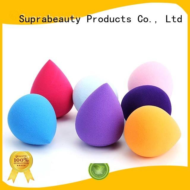 organic makeup egg sponge wedge for mineral powder