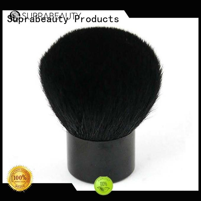 Suprabeauty contouring basic essential makeup brushes with super fine tips for loose powder