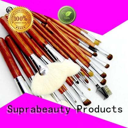 spn makeup brush kit with brush belt for loose powder