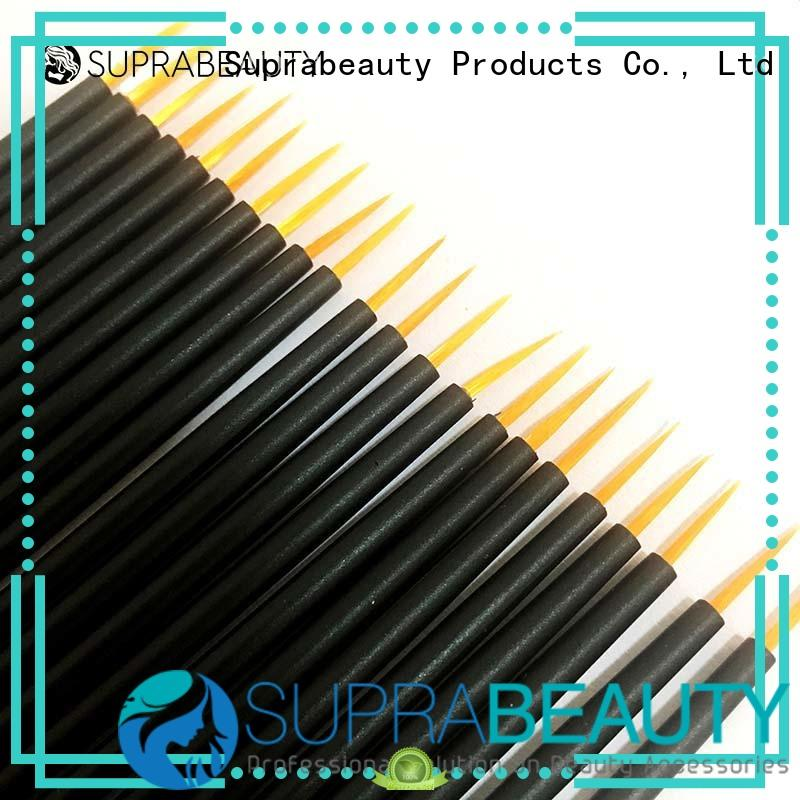 spd mascara wand with bamboo handle for mascara cream Suprabeauty