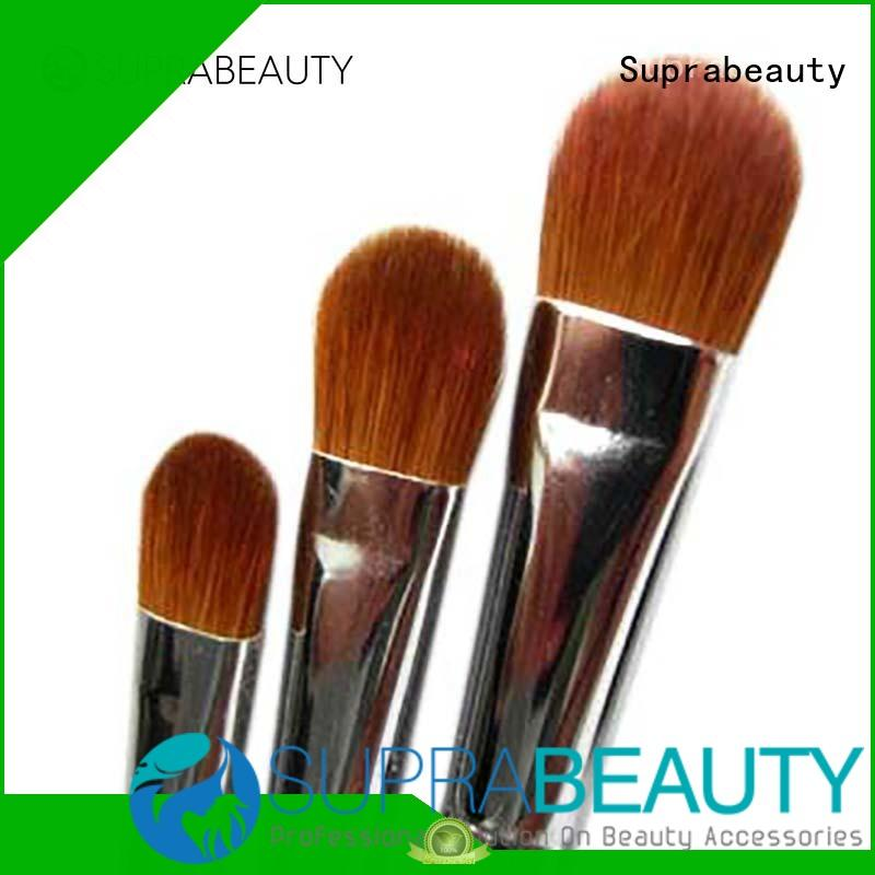 Suprabeauty compact buy cheap makeup brushes with super fine tips for eyeshadow