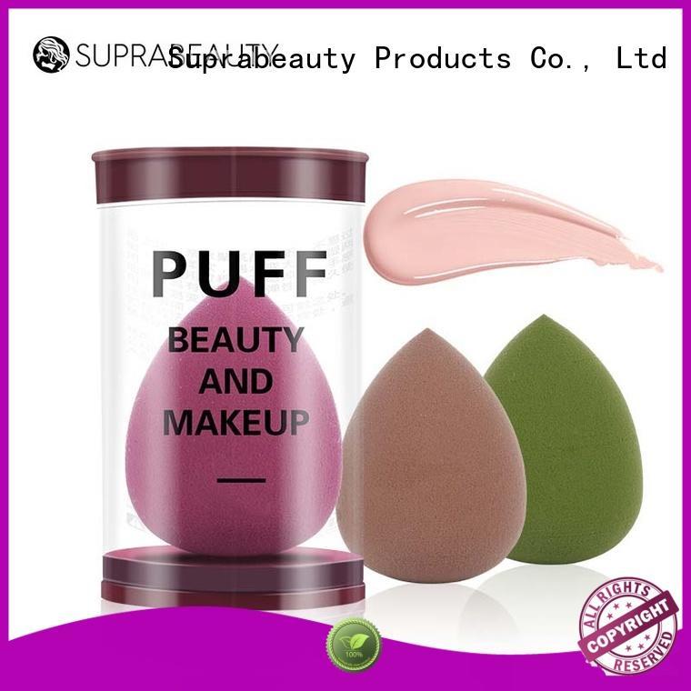 sponge for face makeup sps for mineral powder Suprabeauty