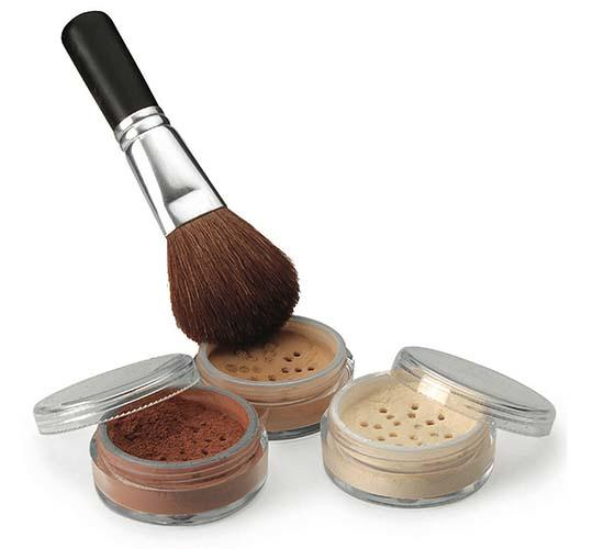 compact makeup brushes online with super fine tips