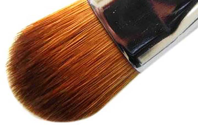 spb kabuki makeup brush for liquid foundation