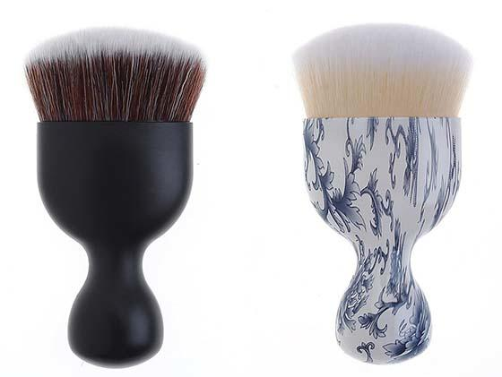 promotional powder brush manufacturer for women