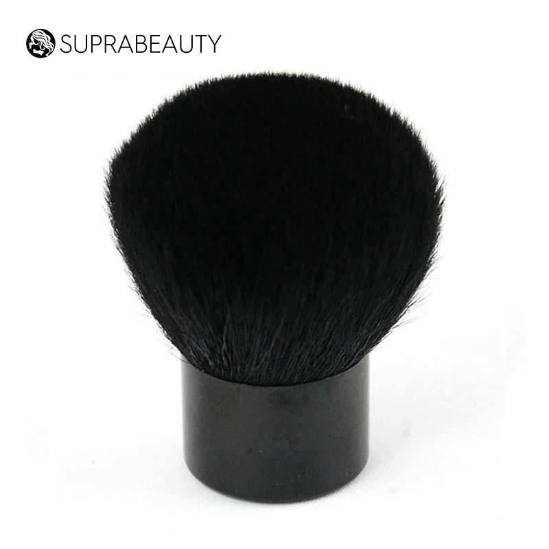 Goat hair mineral powder makeup kabuki brush