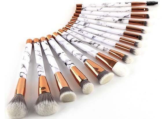 Suprabeauty professional unique makeup brush sets pcs for artists