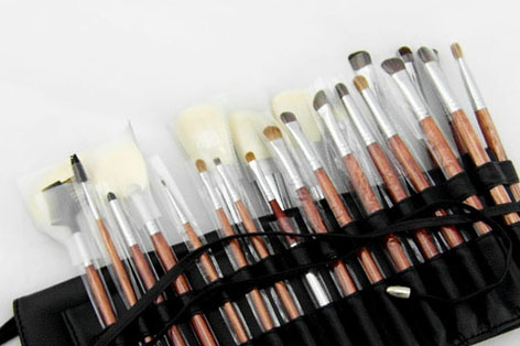 best rated makeup brush sets with brush belt for artists Suprabeauty-3