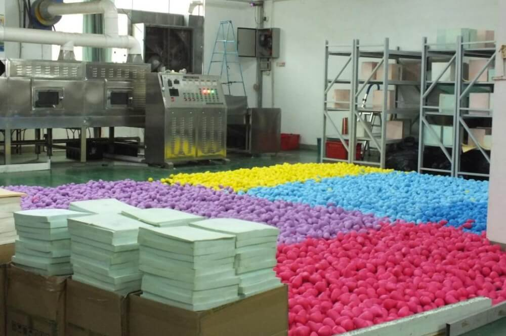 Suprabeauty factory price foundation sponge supply bulk production