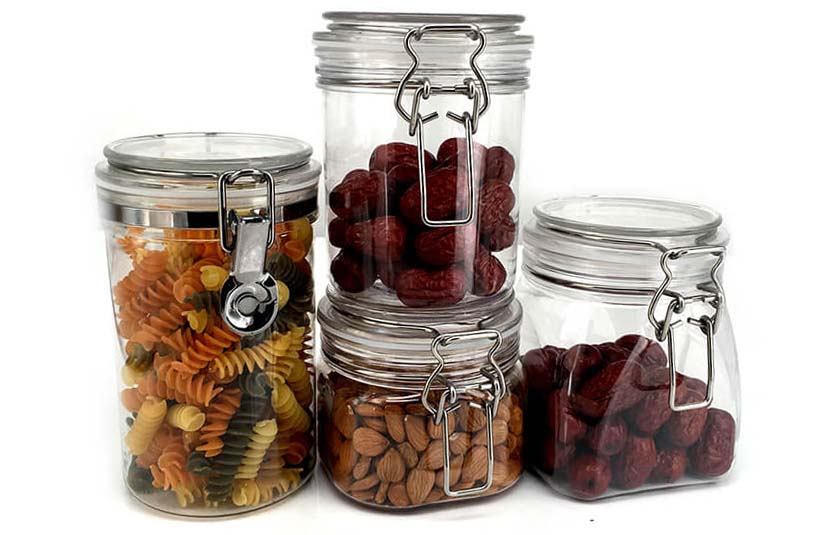 reliable bulk cosmetic jars from China for sale-3