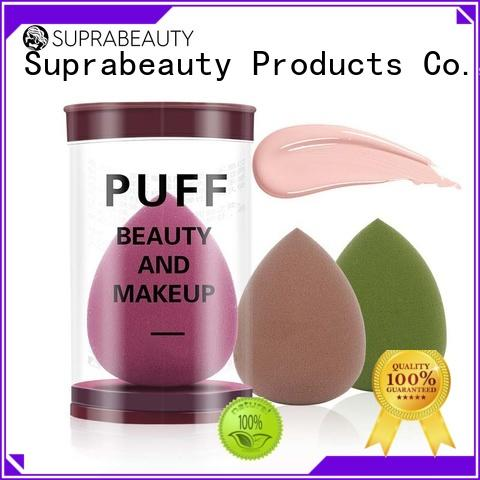 tear sponge for face makeup with customized color for mineral powder