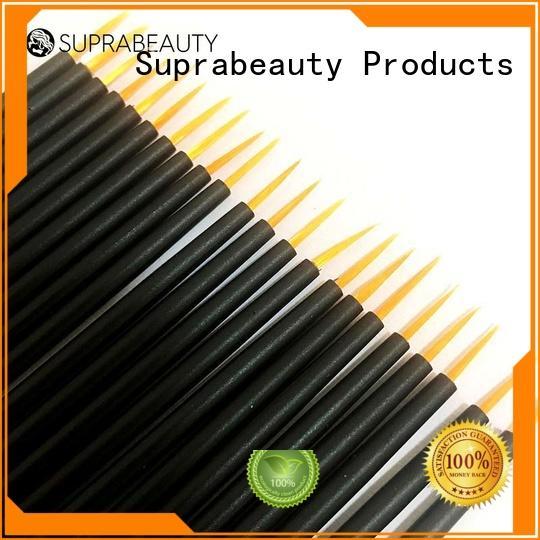 Suprabeauty makeup applicator large tapper head for mascara cream