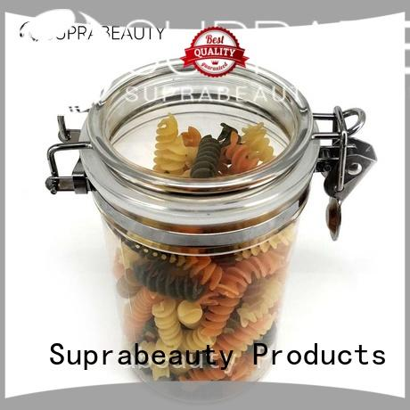quality plastic jars with lids factory for promotion