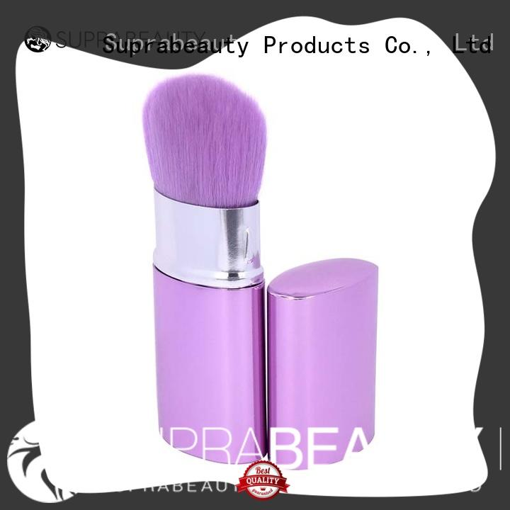 Suprabeauty quality makeup brushes supply bulk production