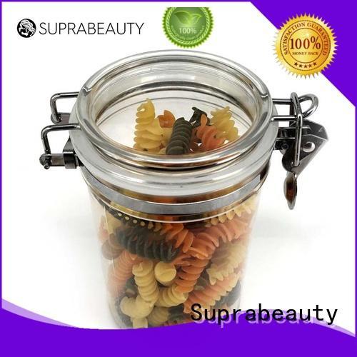 xlj bulk cosmetic jars xlj for bath salt Suprabeauty