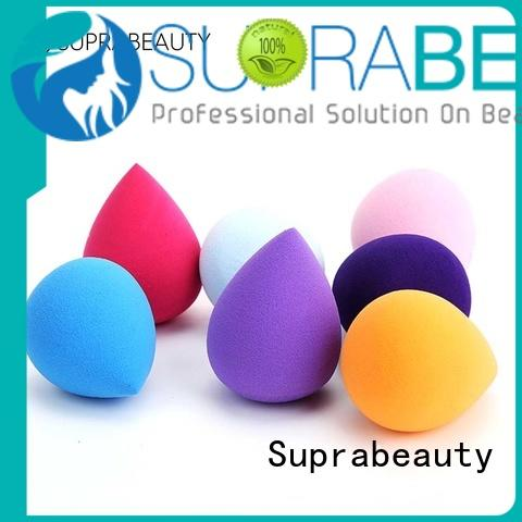 organic cosmetic sponge supplier for mineral dried powder