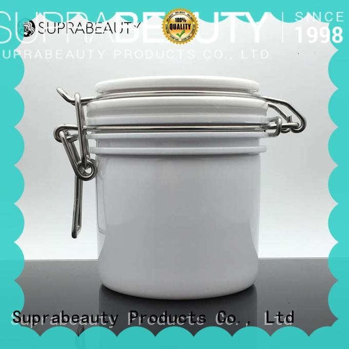 Suprabeauty quality empty cosmetic jars factory direct supply bulk production