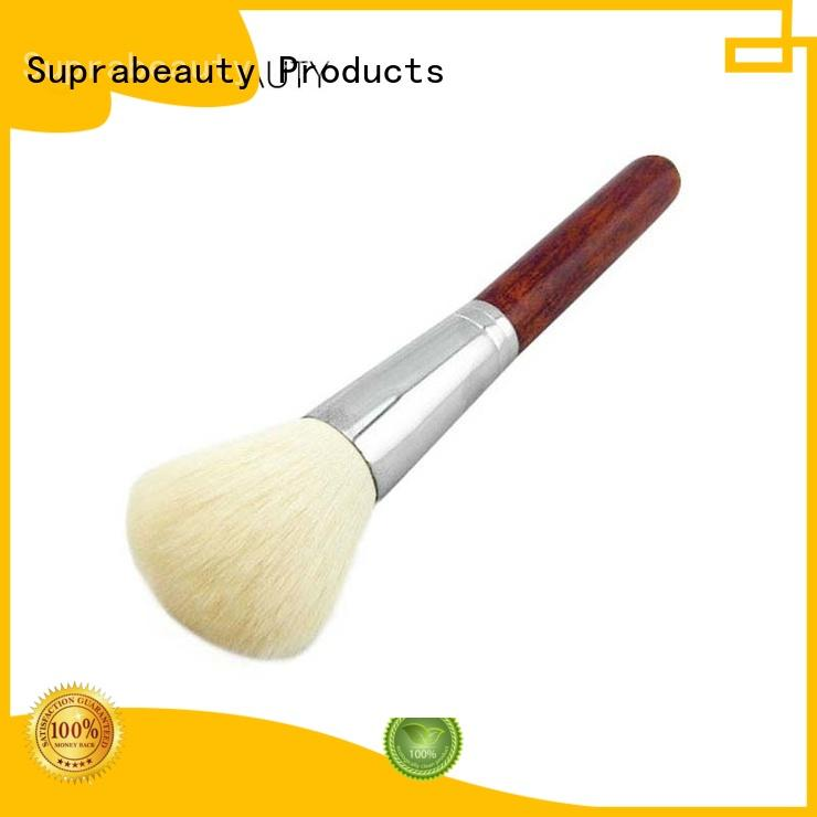 Suprabeauty wsb kabuki makeup brush with super fine tips