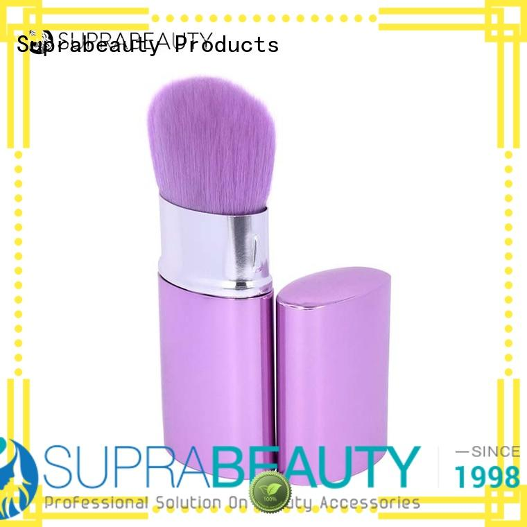 Suprabeauty Brand portabale unique blusher beauty brush manufacture