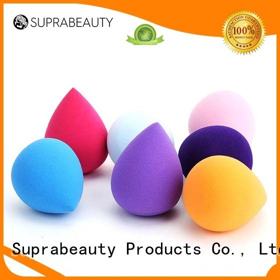 cosmetic makeup sponge beauty blender manufacturer for cream foundation Suprabeauty