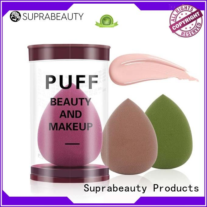 Suprabeauty sps makeup sponge wedges supplier for cream foundation