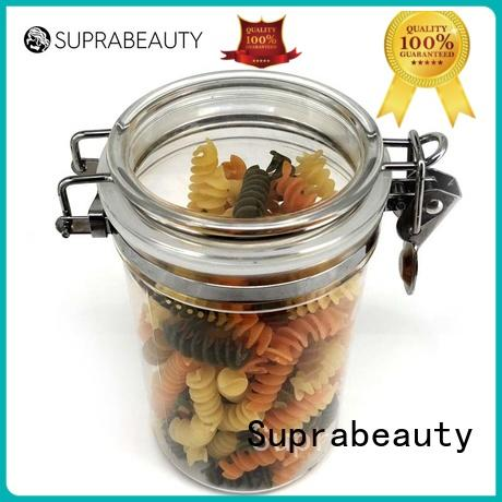 plastic cosmetic jars xlj for mud mask Suprabeauty