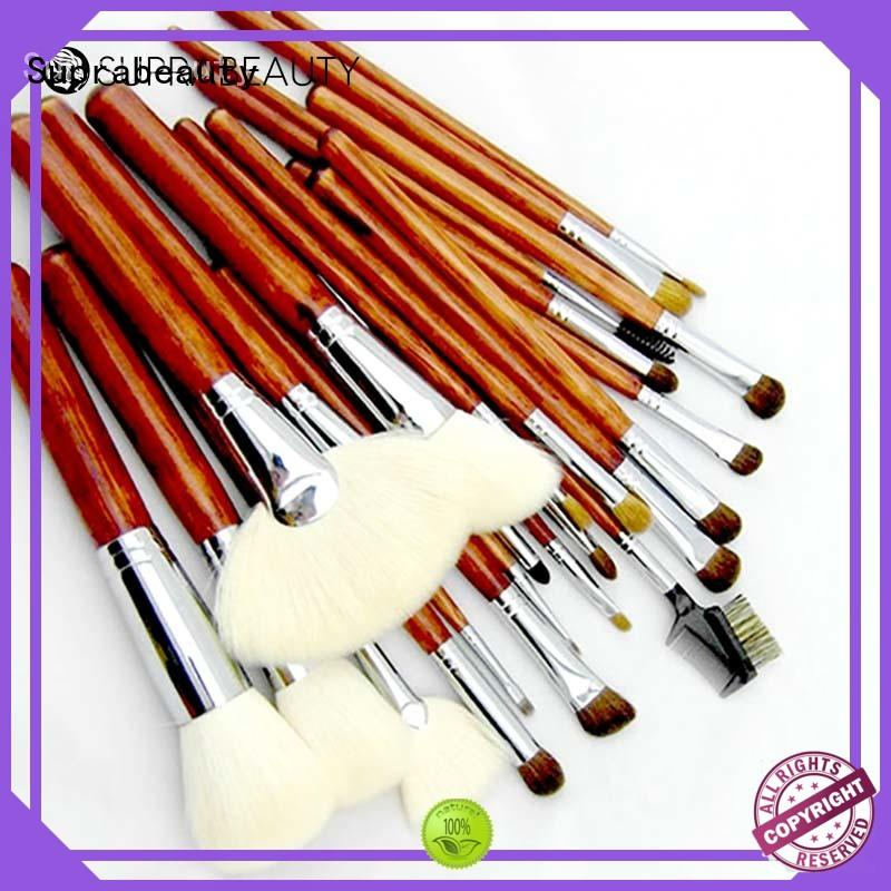 Suprabeauty sp popular makeup brush sets with brush belt for artists