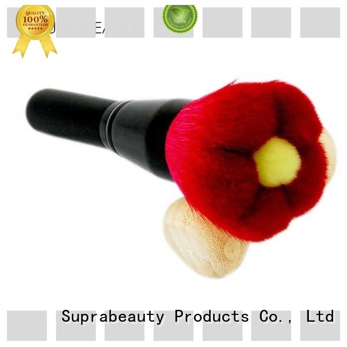 angle beauty cosmetics brushes manufacturer for liquid foundation Suprabeauty