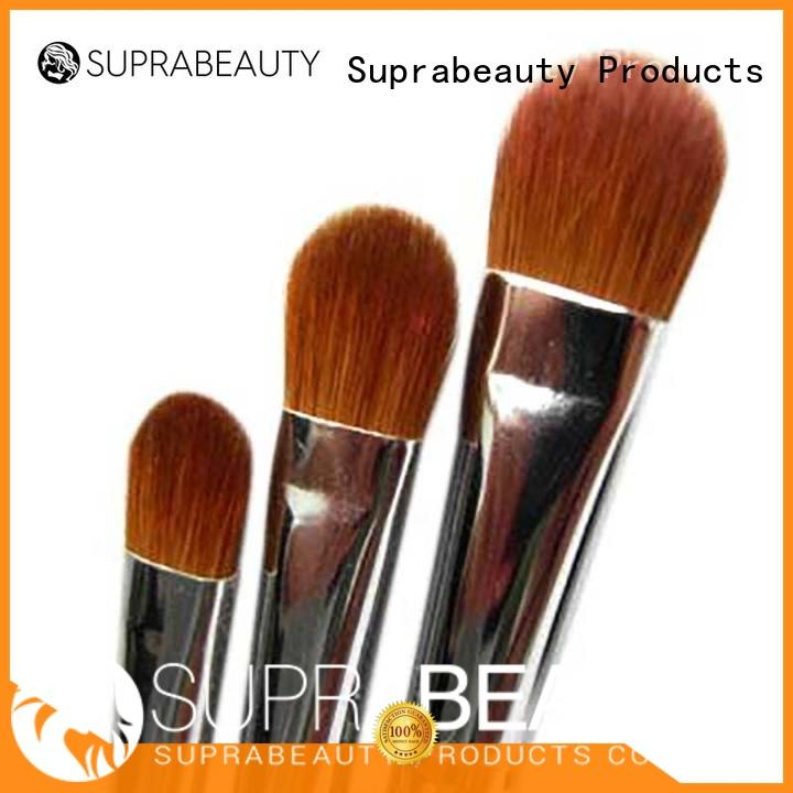 Suprabeauty good makeup brushes supplier for promotion