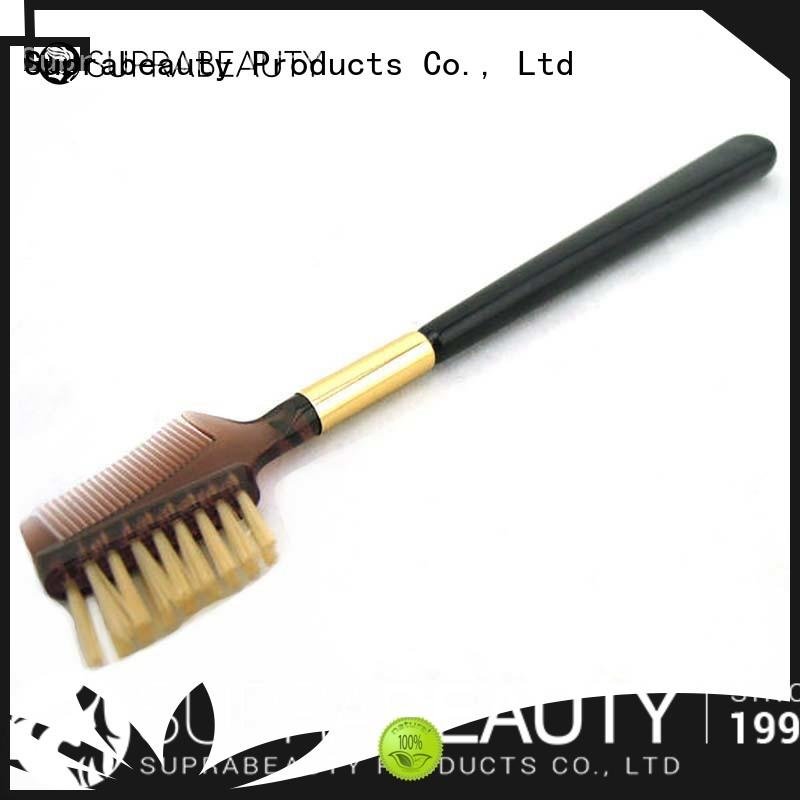 practical retractable makeup brush from China for women
