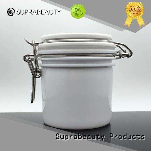 bulk cosmetic jars for mud mask Suprabeauty