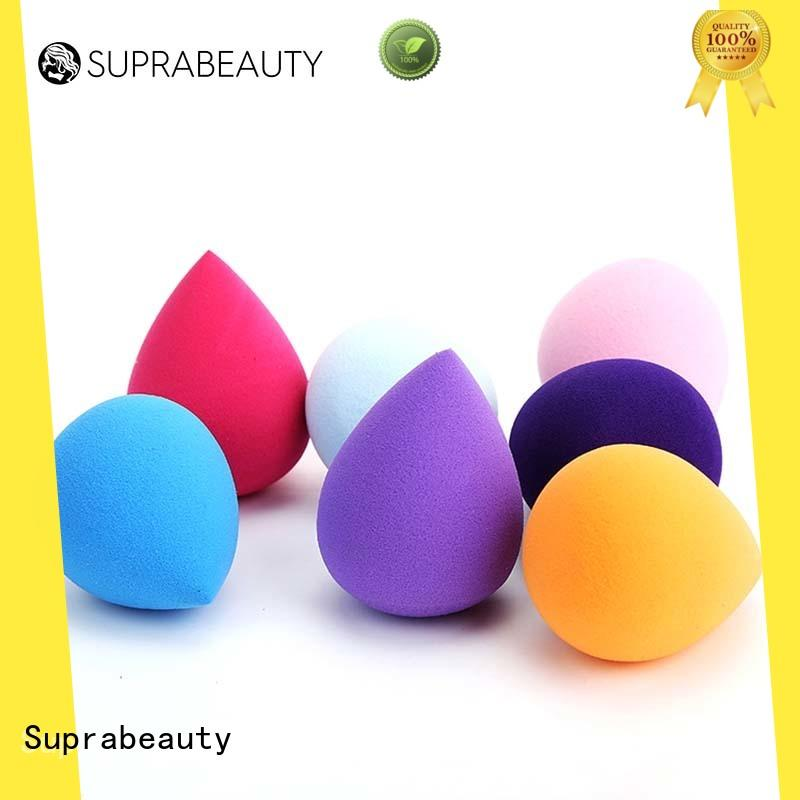 Suprabeauty cosmetic best makeup sponges good selling for mineral dried powder