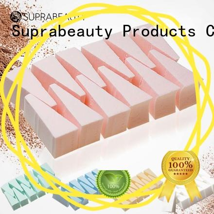 superior quality best foundation sponge with customized color for cream foundation Suprabeauty