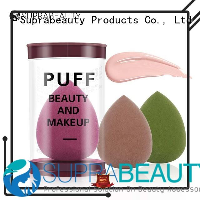 Suprabeauty egg best cheap makeup sponges with customized color for cream foundation
