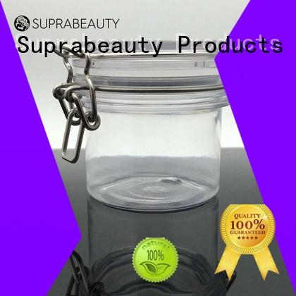 Suprabeauty mask clear cosmetic jars xlj for mud mask