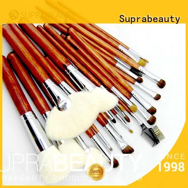 Suprabeauty eyeshadow brush set supply on sale