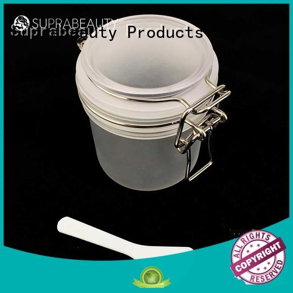 round cheap cosmetic containers with silicone ring for petroleum jelly