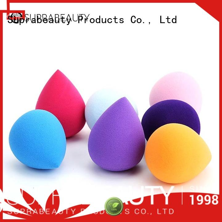 Suprabeauty foundation sponge series for packaging