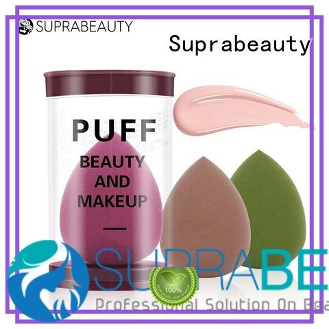 Suprabeauty beauty good makeup sponges popular for cream foundation