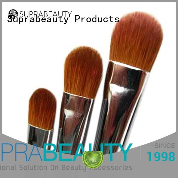 Suprabeauty Brand flower handle retractable beauty brush manufacture