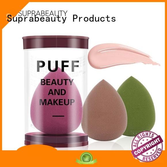 Suprabeauty blender the best makeup sponge manufacturer for mineral dried powder