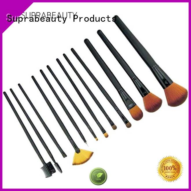 Suprabeauty sp top 10 makeup brush sets with curved synthetic hair for artists