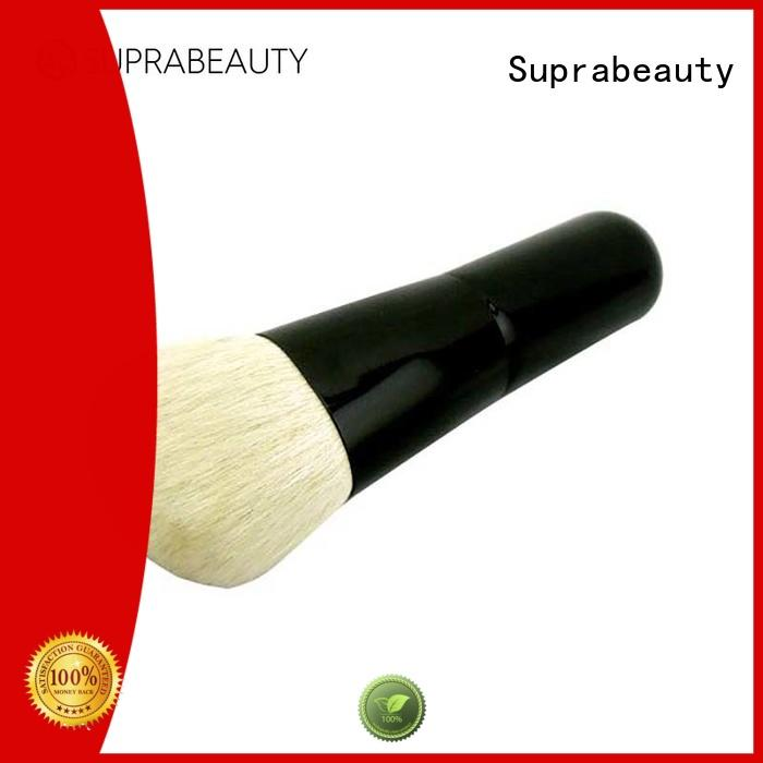 Goat hair short handle makeup powder brush