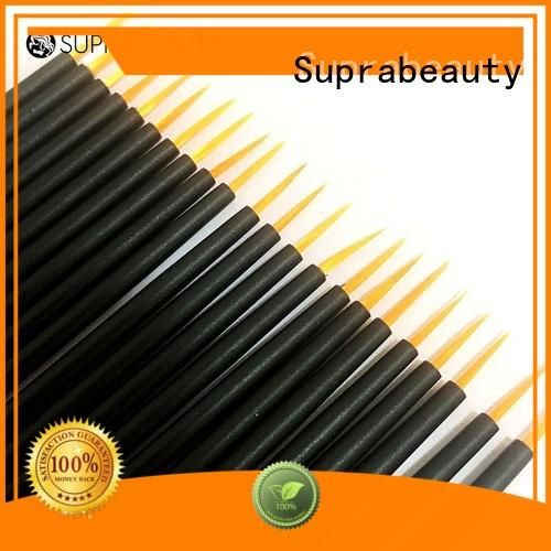 spd3001 makeup OEM disposable eyeliner brushes Suprabeauty
