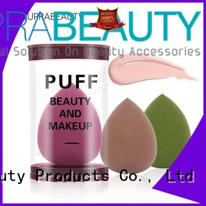 blending beauty blender foundation sponge supplier for cream foundation Suprabeauty