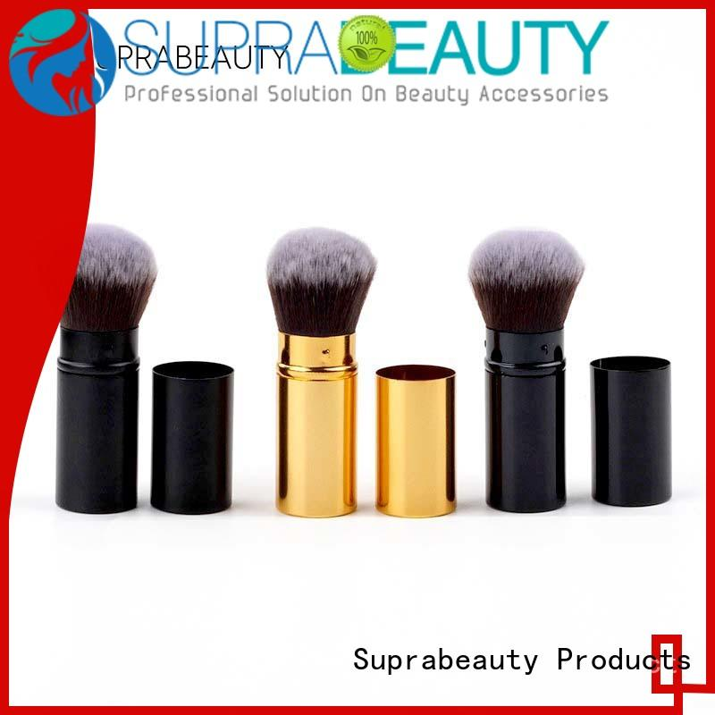 Suprabeauty syntehtic makeup brushes online with super fine tips