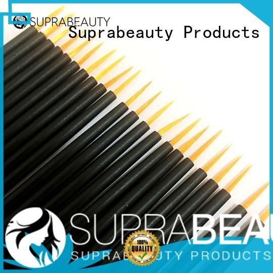 Suprabeauty hot selling disposable lip brush applicators wholesale for promotion