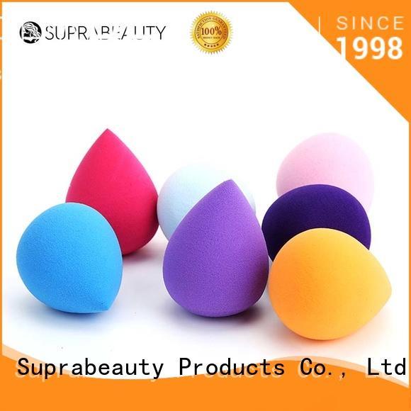 Suprabeauty promotional makeup sponge wedges from China bulk buy