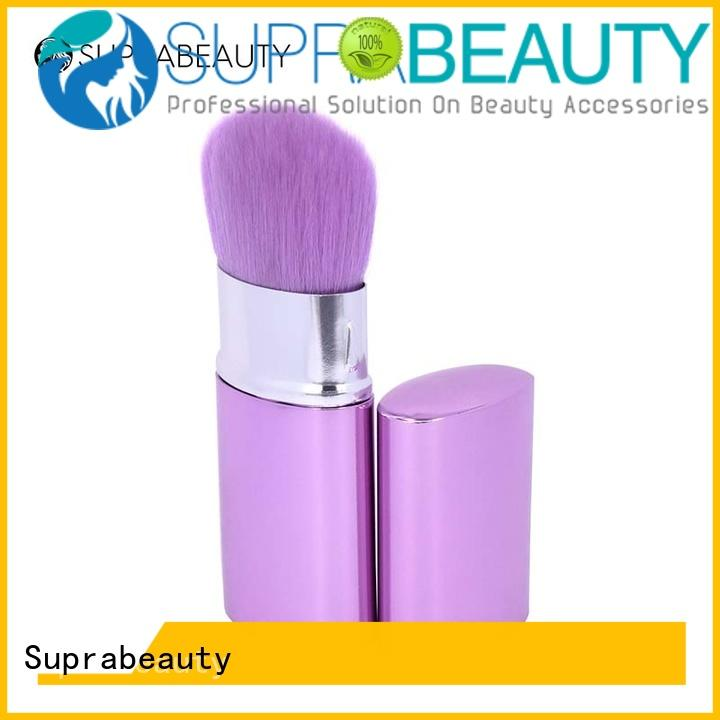 wsb cosmetic brush with super fine tips for liquid foundation Suprabeauty