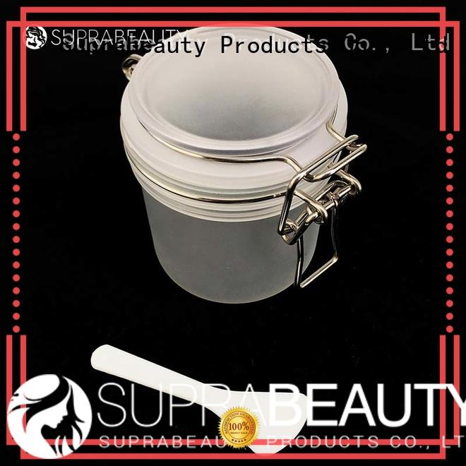 customized plastic cosmetic containers company for package
